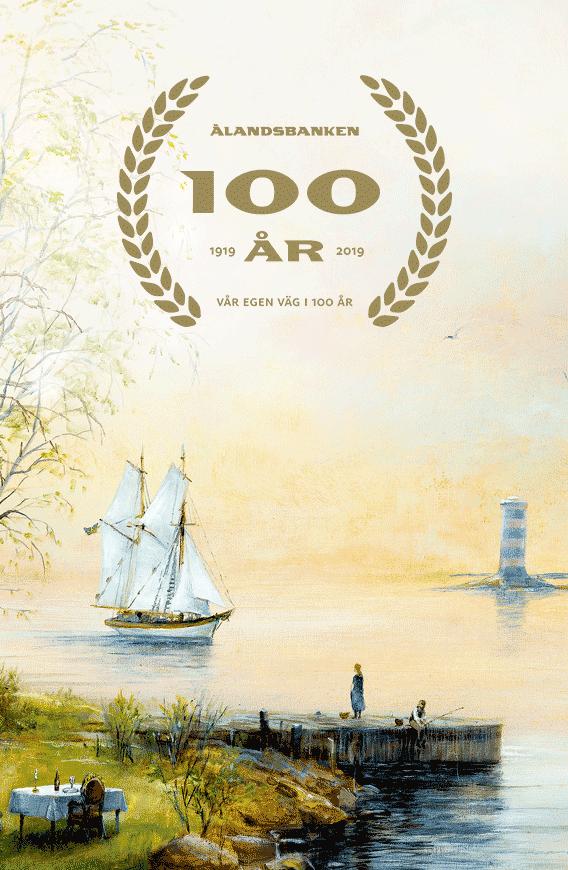 Ålandsbanken - Ålandsbanken 100 år