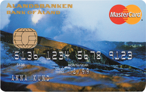Ålandsbanken - ÅAB-Bankkort-Storm-SV kreditkort